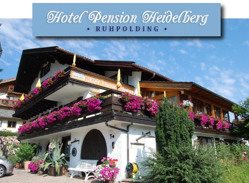 Hotel Pension Heidelberg